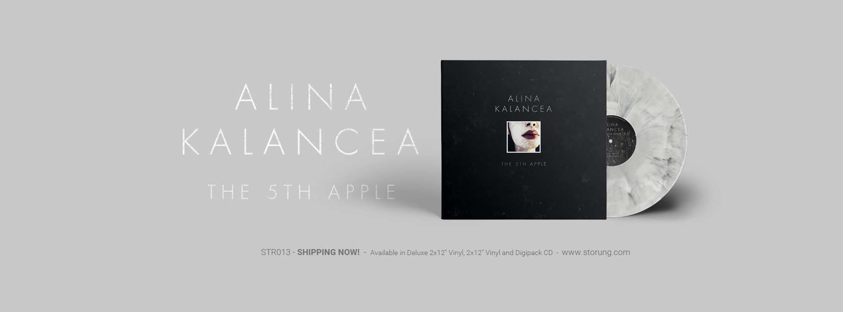 Alina Kalancea – The 5th Apple