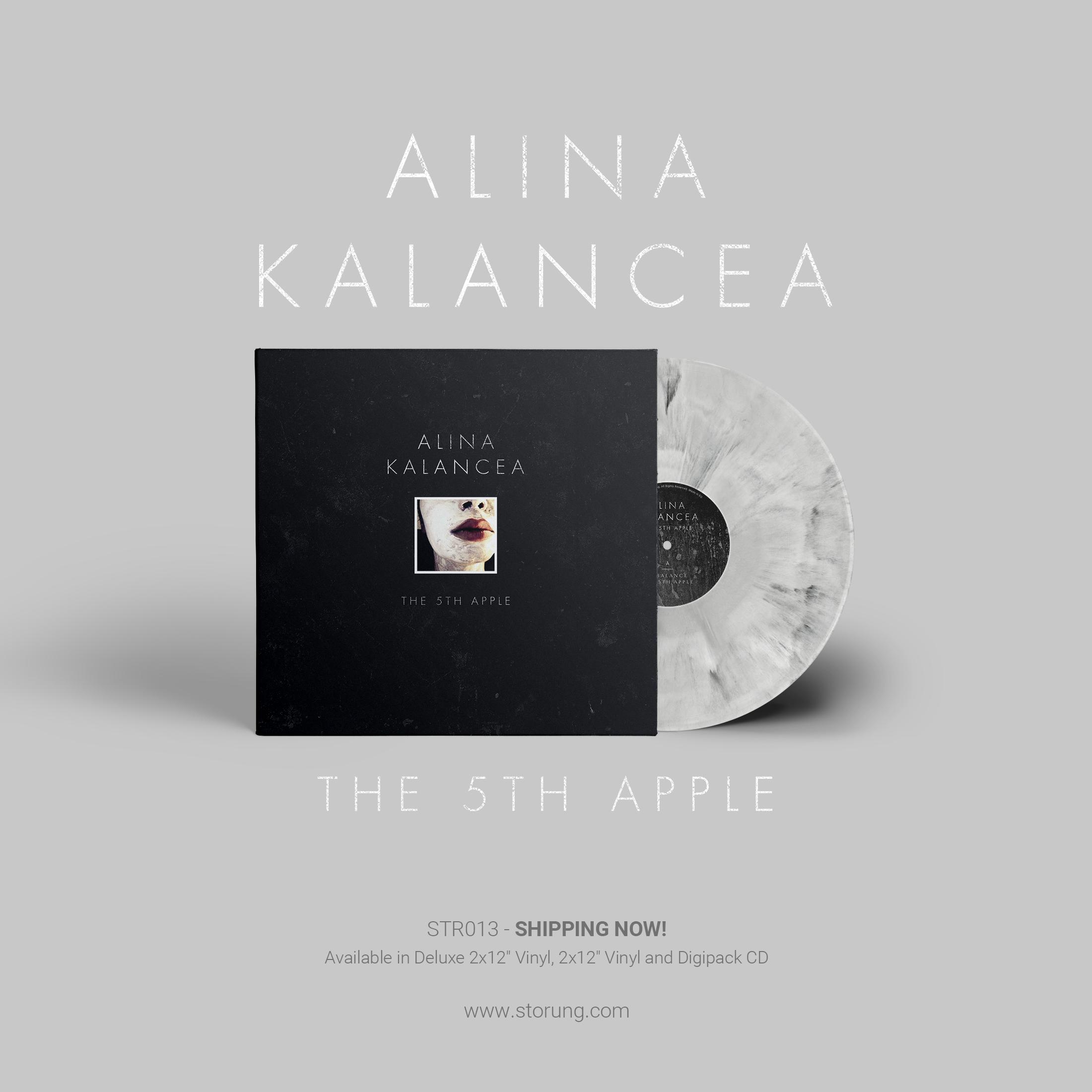 Alina Kalancea – The 5th Apple